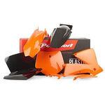 _Kit Plastiche Polisport KTM SX 01-02 EXC 03 EXCF 03 | 90100 | Greenland MX_