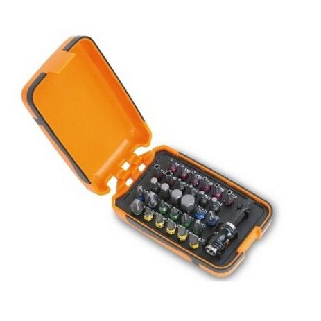 _Serie di 31 inserti con Portainserti Magnetico Beta Tools | 860MIX-A31 | Greenland MX_