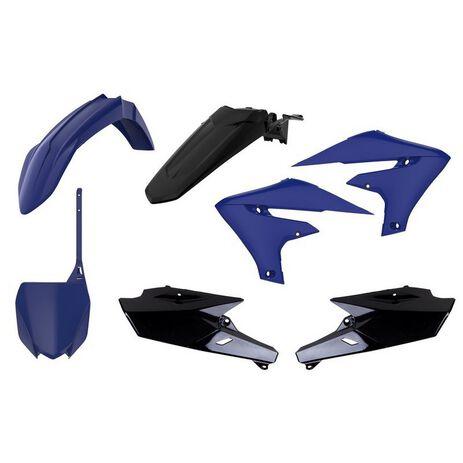 _Kit Plastiche Polisport Yamaha YZ 250 F 19-.. YZ 450 F 18-.. Blu/Nero | 90830-P | Greenland MX_