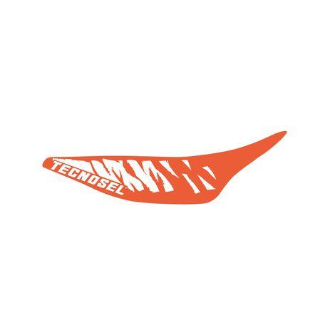 _Kit Adesivi + Copertina Sella Tecnosel Replica Team Honda 1991 CR 125 91-92 250 90-91   81V00   Greenland MX_
