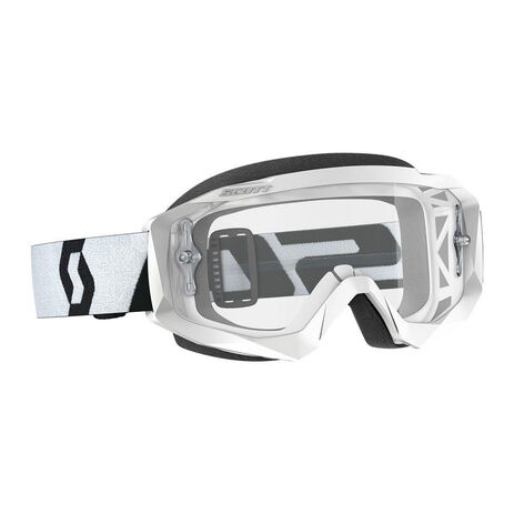 _Occhiali Scott Hustle MX X Bianco/Nero | 2681831035113 | Greenland MX_