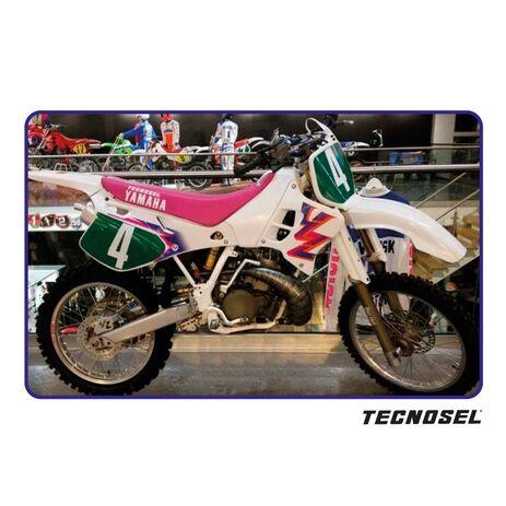 _Kit Adesivi Tecnosel Replica Team Yamaha 1993 YZ 125/250 93-95 | 22V01 | Greenland MX_