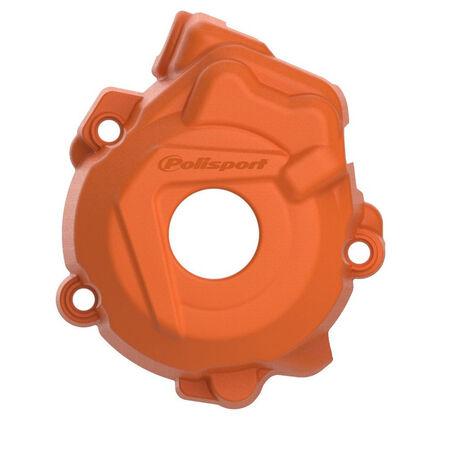 _Protezione Coperchio Avviamento Polisport KTM SX-F 250 13-15 SX-F 350 12-15 Husqvarna FC 250/350 14-15 Arancione   8461500002   Greenland MX_