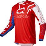 _Maglia Fox 180 Skew Bianco/Rosso/Blu | 28148-574 | Greenland MX_