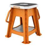 _Cavalletto Alzamoto Acerbis Kubro con Supporto Sebatoio Riempimento Speedy Arancione | 0011529.203 | Greenland MX_