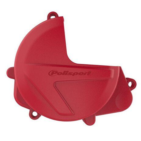 _Protezione Coperchio Frizione Polisport Honda CRF 450 R/RX 17-20 | 8462800002-P | Greenland MX_