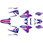 _Kit Completo Adesivi Yamaha YZ 125/250 15-20 Retro Edition Pink   SK-YYZ1252501520TP-P   Greenland MX_