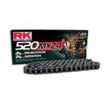 _Catena RK 520 MXZ4 Super Rinforzata 120 Passi Arancione   TC-RKMXZ4OR   Greenland MX_