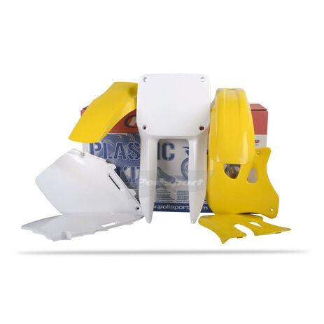 _Kit Plastiche Polisport Suzuki RM 125/ 250 96-98 | 90093 | Greenland MX_