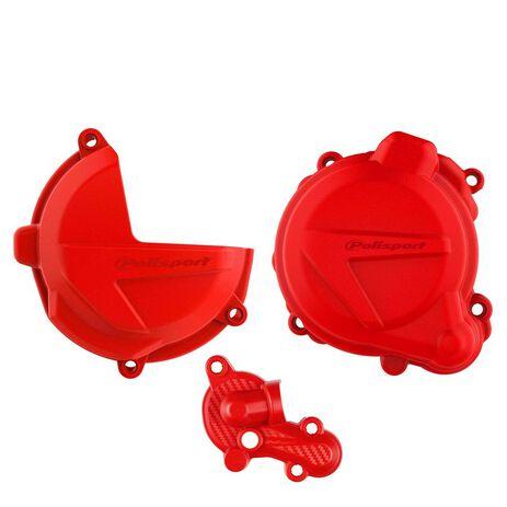 _Protezione Copercchio Frizione e Accensione Kit Polisport Beta RR 250/300 2T 18-.. | 91001-P | Greenland MX_