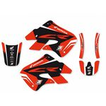 _Kit Adesivi Blackbird Dream 4 Honda CR 125 98-99 CR 250 97-99 | 2139N | Greenland MX_