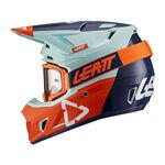 _Casco con Occhiali Leatt Moto 7.5 | LB1021000170-P | Greenland MX_