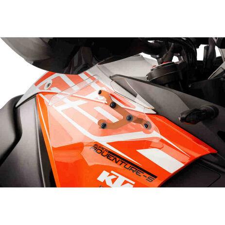 _Deflettori Superiori Puig KTM 1090 Adventure/R 1290 Super Adventure R/S 17-19   9623W-P   Greenland MX_