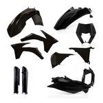 _Full Kit in Plastica Acerbis KTM EXC/EXC-F 12-13 Nero | 0016234.090-P | Greenland MX_