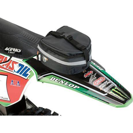 _Borsa Piccola Parafango Posteriore Moose Racing Fender Nero | 3510-0080-P | Greenland MX_