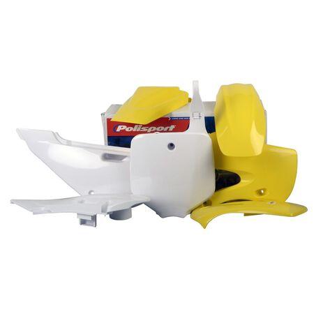 _Kit Plastiche Polisport Suzuki RM 65 03-05 OEM | 90092-P | Greenland MX_