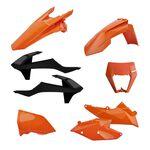 _Kit Plastiche Polisport KTM EXC/EXC-F 17-19 OEM 17-19 | 90881-P | Greenland MX_