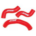 _Tubi Radiatore Jitsie Trial Beta Evo 2T 09-17 Rosso | JI109-4540R | Greenland MX_
