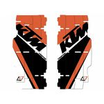 _Kit Adesivi Feritoie Radiatore Blackbird Replica Team Trophy KTM SX/SXF 13-15 EXC 14-16 | A501R17 | Greenland MX_