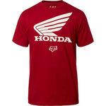 _Maglietta Fox Honda SS | 23144-465-P | Greenland MX_