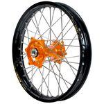 _Ruota Posteriore Talon-Excel KTM SX/SXF 12-.. Husqv. FC/TC 16-.. 19 x 1.85 (Asse 25mm) Arancione-Nero | TW693NORBK | Greenland MX_