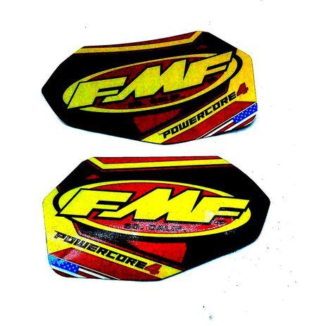 _Adesivo Silenzioso FMF Power Core 4 (Coppia) | 012637 | Greenland MX_
