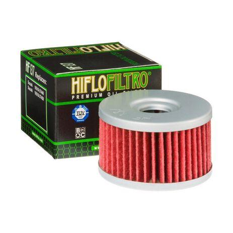 _Filtro Olio Hiflofiltro Suzuki DR 650 R/RSE 90-96 | HF137 | Greenland MX_