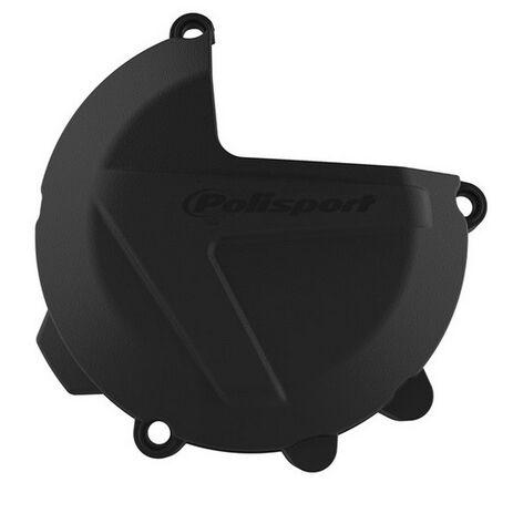 _Protezione Coperchio Frizione KTM EXC/SX 250/300 17-.. Husq. TC/TE 250/300 17-.. Nero   8461700001-P   Greenland MX_