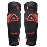 _Protezione Gomito Acerbis Soft Nero/Rosso | 0023456.323 | Greenland MX_