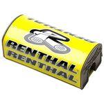 _Protezione Manubrio Renthal Fat Bar Giallo | P283-P | Greenland MX_
