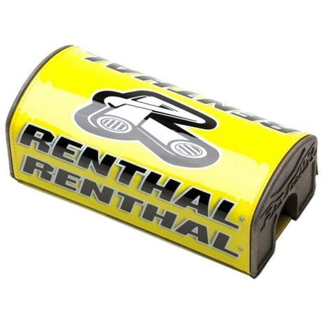 _Protezione Manubrio Renthal Fat Bar Giallo   P283-P   Greenland MX_