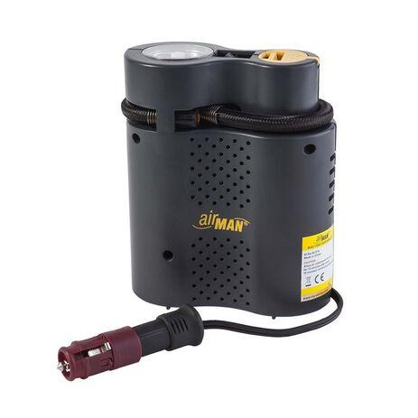 _Mini Compressore AirMan Tour + Kit Riparazione   32589   Greenland MX_