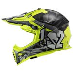 _Casco LS2 Fast EVO MX437 Crusher | 404373412-P | Greenland MX_
