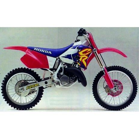 _Copertina Sella Tecnosel Replica Team Honda 1987 Honda CR 125 93-97 CR 250 92-96   11V06   Greenland MX_