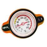 _Tappo Radiatore 4MX 1.8 Europei ..-16 Arancio | 4MXK18OR | Greenland MX_