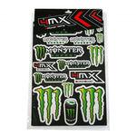 _Adesivi Vari Monster 4MX | 01KITA606 | Greenland MX_