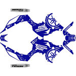 _Kit Completo Adesivi Logo Yamaha Ténéré 700 19-.. | SK-YTE70019LOBLWT-P | Greenland MX_