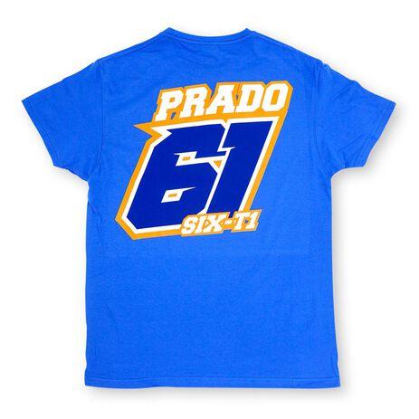 _Maglietta Jorge Prado Champion Blu | JP61-300BL | Greenland MX_