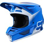 _Casco Fox V2 Vlar Blu | 24264-002 | Greenland MX_