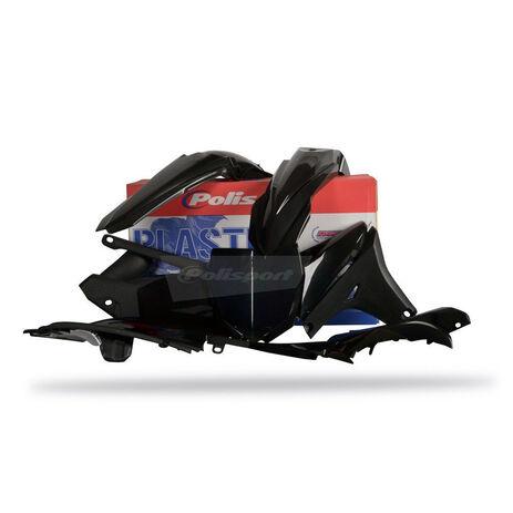 _Kit Plastiche Polisport Yamaha YZ 450 F 10-13 Nero | 90263 | Greenland MX_