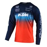 _Maglia Troy Lee Designs GP Air Stain'd Team | 30478302-P | Greenland MX_