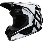 _Casco Fox V1 Prix Nero | 25471-001 | Greenland MX_