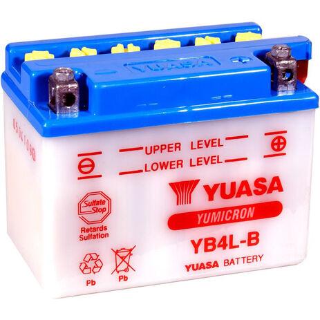 _Batteria Yuasa YB4L-B | 7070337 | Greenland MX_