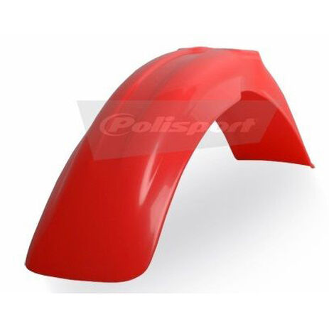 _Parafango Anteriore Polisport Honda CR 125/250 R 90-99 Rosso Fluor   8591000010   Greenland MX_