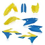 _Full Kit in Plastica Acerbis Suzuki RMZ 450 19-20 Blu/Giallo | 0023623.274-P | Greenland MX_