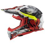 _Casco LS2 Fast EVO MX437 Crusher | 404373432-P | Greenland MX_