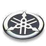 _Adesivo con il Logo di Yamaha | YMD1009300ME | Greenland MX_