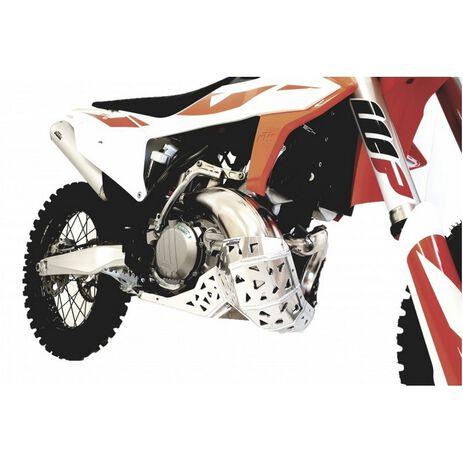 _Paracoppa con Protezione Scarico P-Tech KTM EXC 250/300 20-..HVA TE 250/300 20-.. | PK016 | Greenland MX_