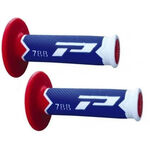 _Manopole Pro Grip 788 Triple Blu/Rosso | PGP-788BLRD-P | Greenland MX_