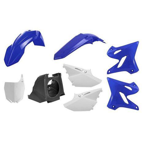 _Kit Plastiche Polisport MX Restyling Yamaha YZ 125/250 02-14 a 15-18 | 90716-P | Greenland MX_